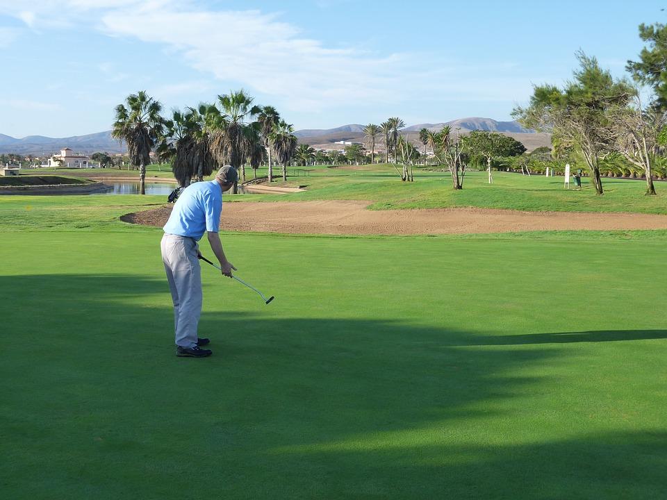 Golf og solskin på Mallorca
