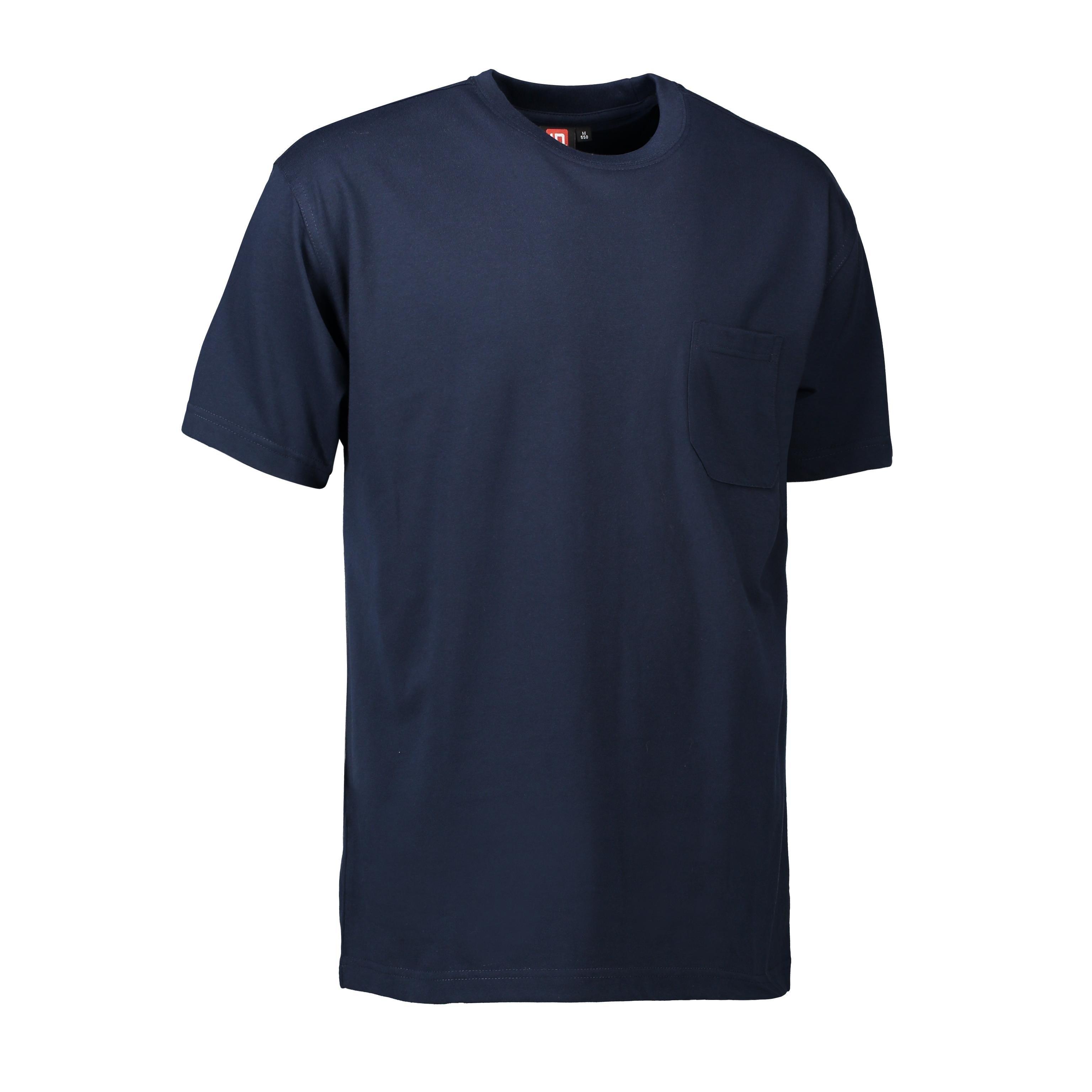 Mangler I t-shirts med virksomhedens logo på?