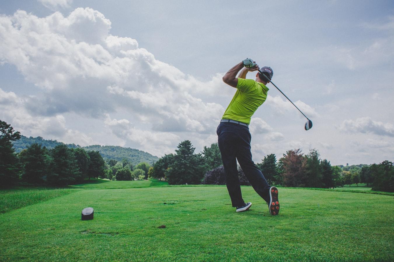 Vær klar med de bedste golfkøller