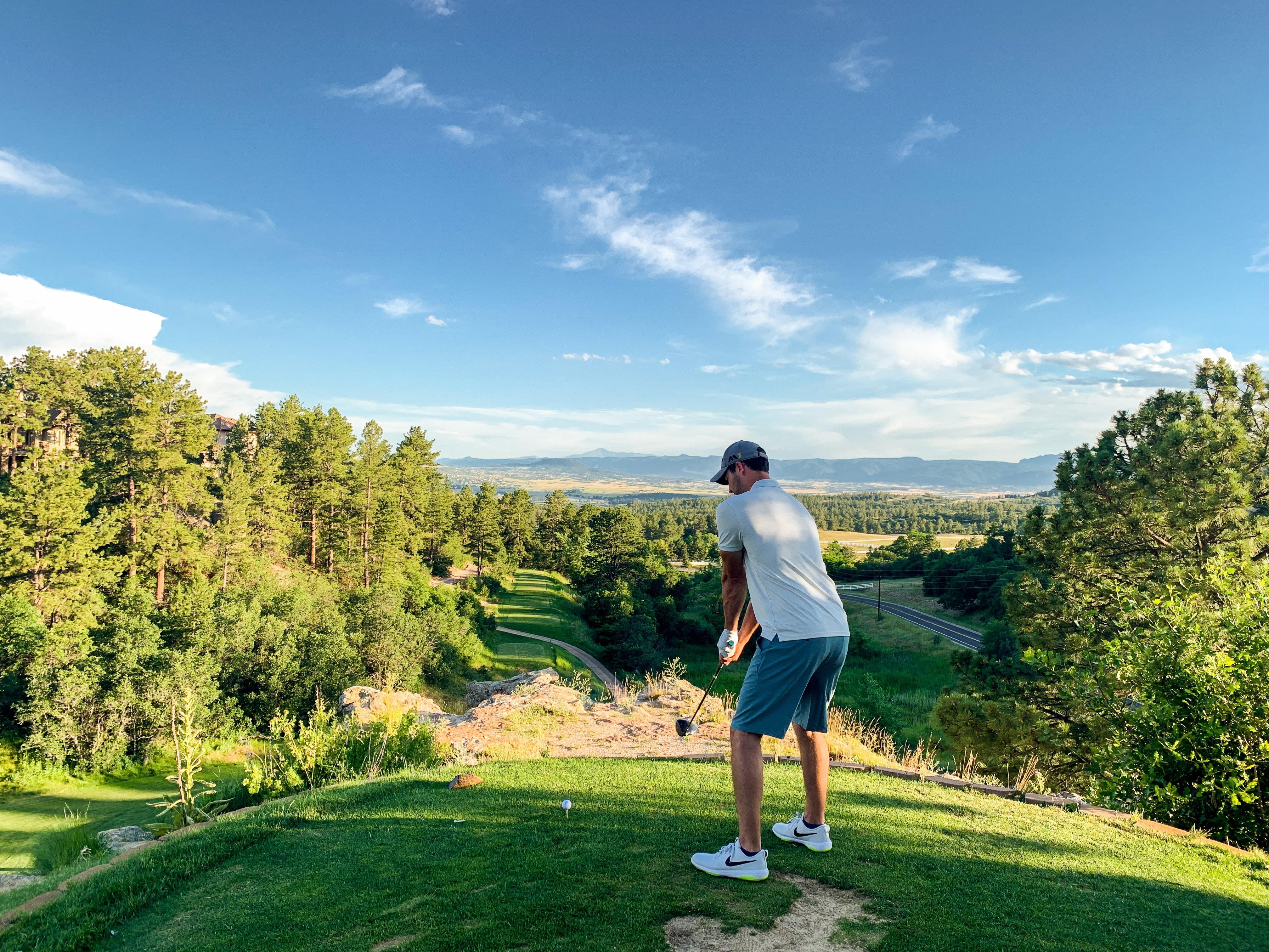 Nyd et golfophold til udlandet