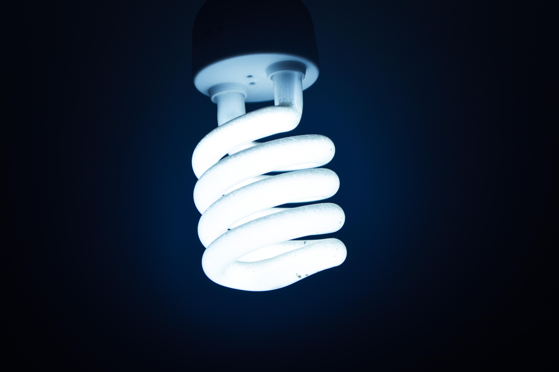 LED-pærer bliver mere udbredte i danske hjem