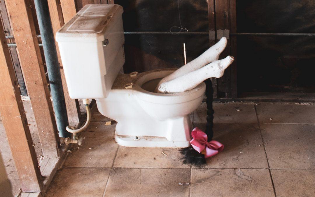 Sådan undgår du et stoppet toilet